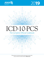 ICD-10-PCS 2019: The Complete Official Code Book Cover