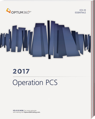 ICD-10 Essentials: Operation PCS 2017 Book Cover